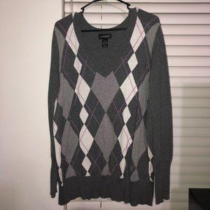 Lane Bryant Diamond Sweater